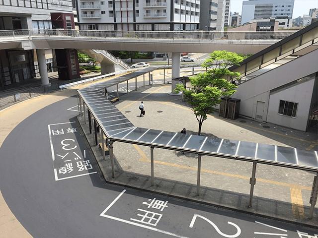 水戸駅南口バス停まるわかり!乗り場案内・時刻表・周辺施設ガイド