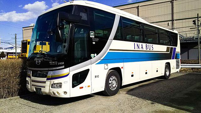 【乗車体験】伊那バスで大阪まで乗ってみた!