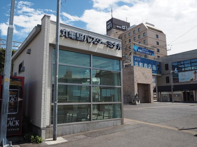 丸亀駅バスターミナルまでのアクセスと利用高速バスをわかりやすく解説★